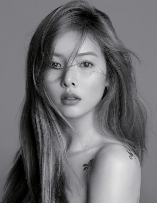 Hyuna Allure Magazine September 2016 Allure Korea Kim Hyun Ah Kim Hyunah Kim Hyuna Hyun A Kpop HQ Kpop Korean Model Fashion Asian Style Kfashion No Makeup Hairstyle Tattoos Face Korean Face Black and White Kpop Bw Makeup 4Minute 4Minute Hyuna Cube United