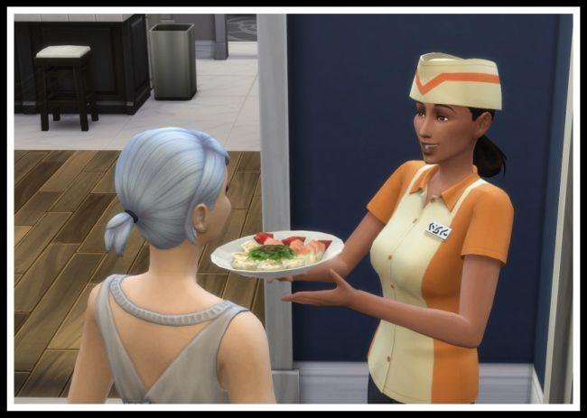 LittleMsSam's Sims 4 Mods — LittleMsSam's Food Delivery Service