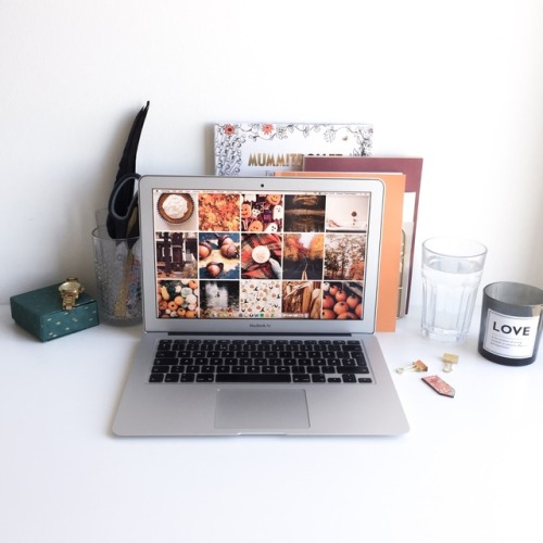 studyblr study studying studyspo fal autumn leaf orange pumpkin halloween october november workhard school uni college deskspo workspace fall background download