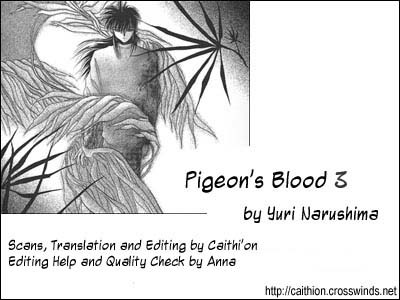 pigeon's blood – YYH-Revival