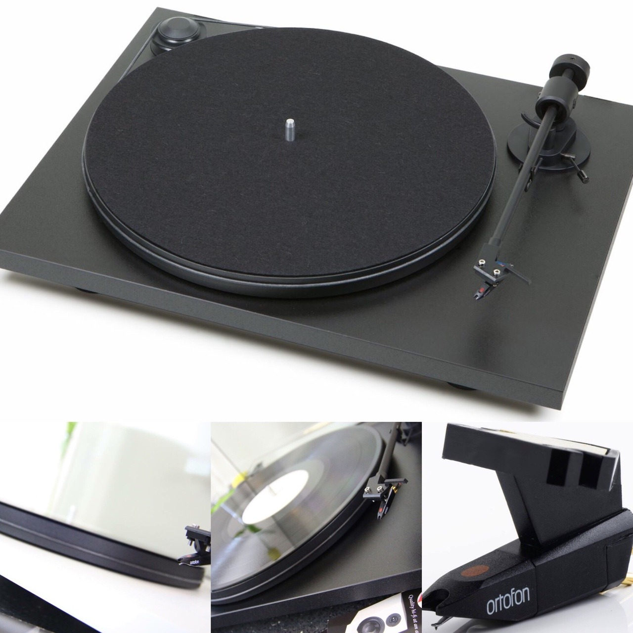 The Audiophile Man — AUDIOPHILE MAN - HIFI REVIEW: PRO-JECT PRIMARY