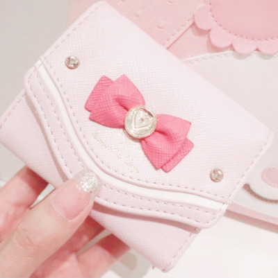 "4e0023672c95 cute sailor wallet // $15.00 from @milkclubstore 5% discount code: ""jenina""  for every purchase!"