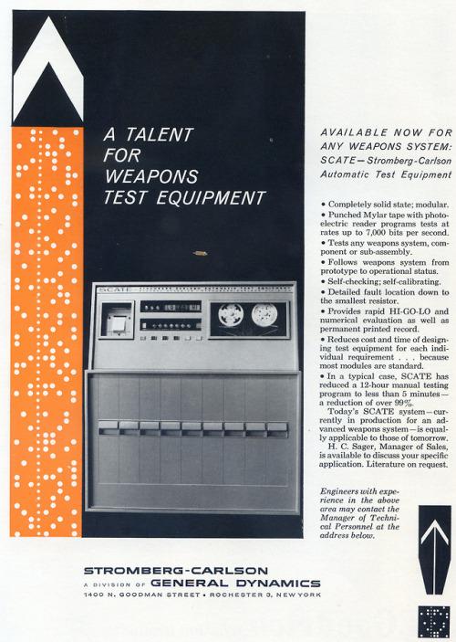 vintage ad aerospace aerospace engeneering computers funny