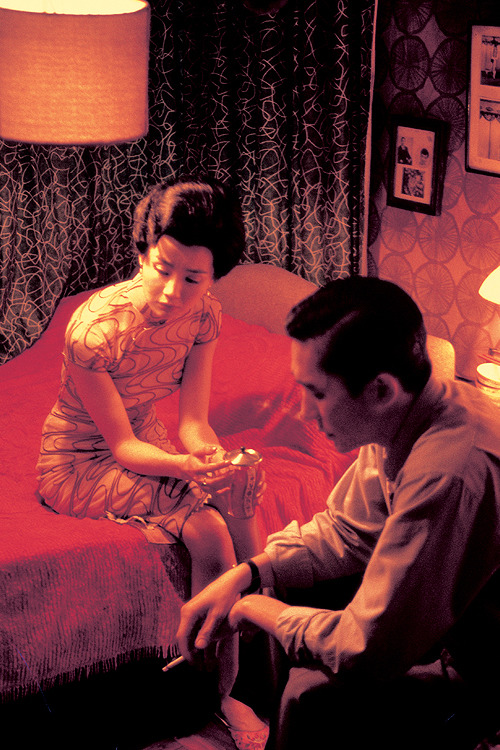 Tony Leung Maggie Cheung In the Mood for Love