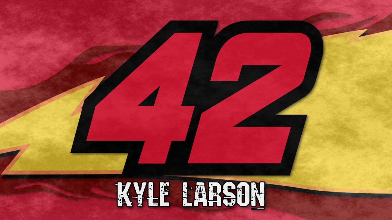 Monster Energy Series Kyle Larson 42 2017 Target Cars 3 Chevrolet