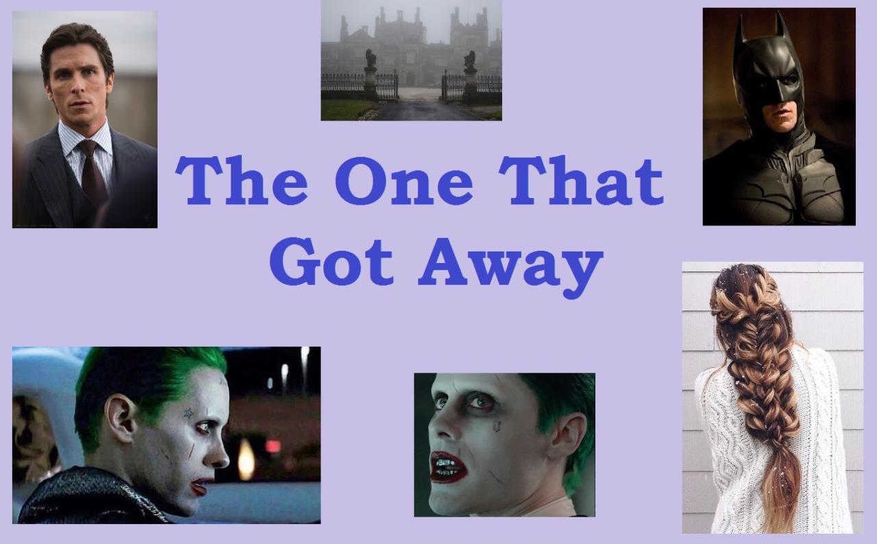"""Writing Joker Fanfiction — Cheating Joker x Reader """"Go figure"""""""