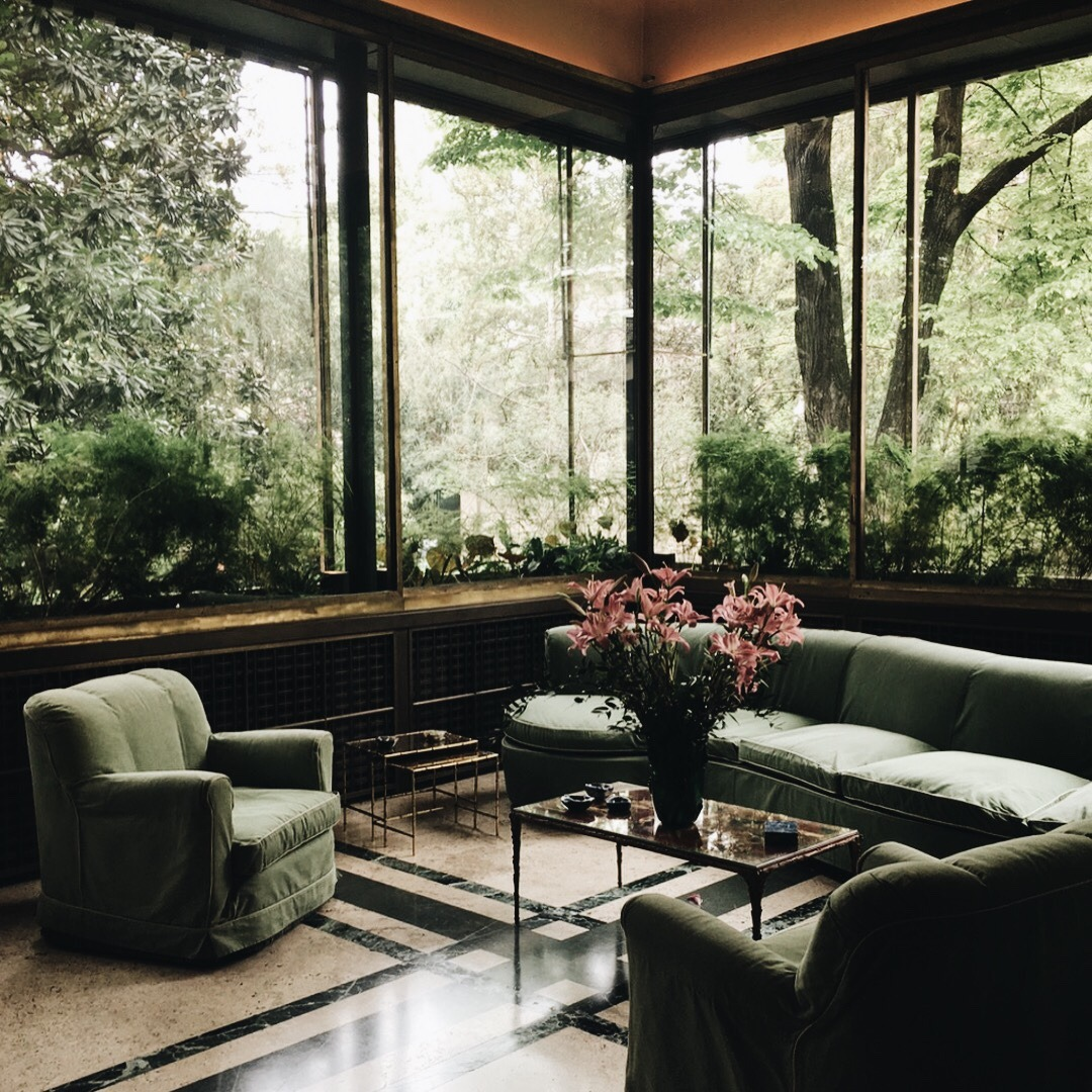 just-good-design:  Villa Necchi, MilanoPhoto: @liljencrantzdesign