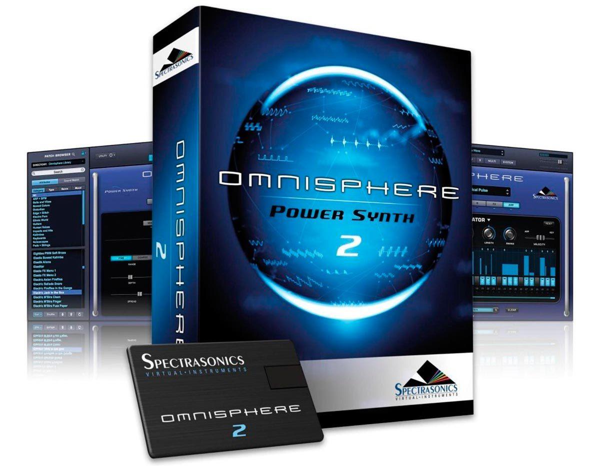 Omnisphere Update v2-5 VSTi-AAX WIN-MAC x86 x64