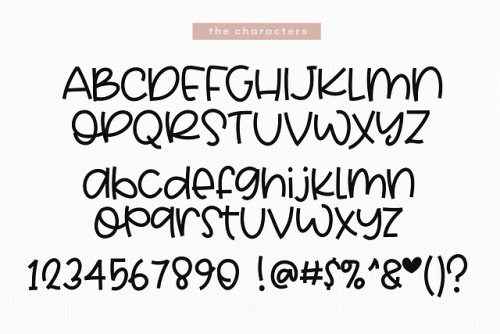 quirky font | Tumblr
