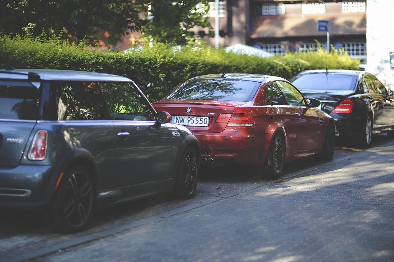 """Parkplatz"" by kaboompics"