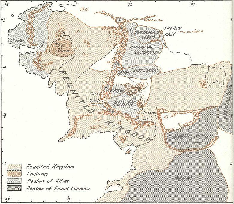 Fourth Age of Middle-earth — The Reunited Kingdom: Gondor: Dol