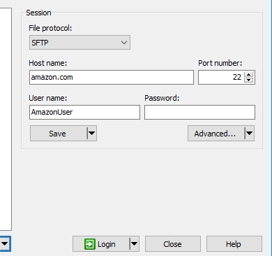 Clarify + WinSCP = SFTP with Cert Authentication (1/2)