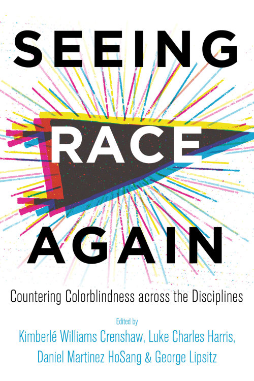 Book cover:  It shows how colorblindness compromises the capacity of...