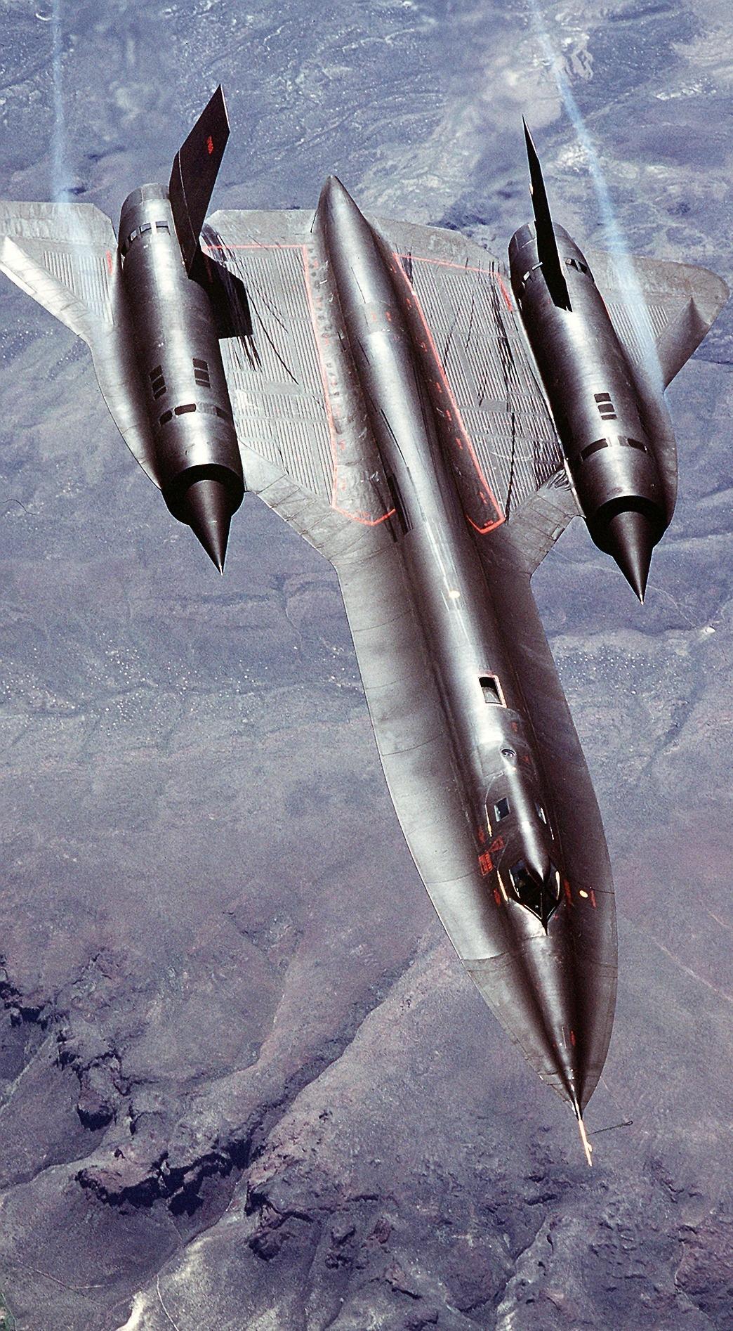 Sr71 blackbird speed