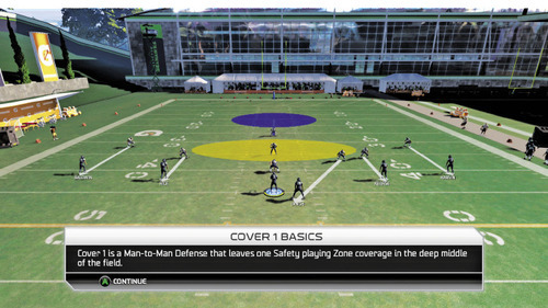 No Public Parking — Madden NFL Guide: Reading Defenses