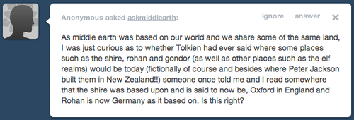 gondor rohan relationship questions