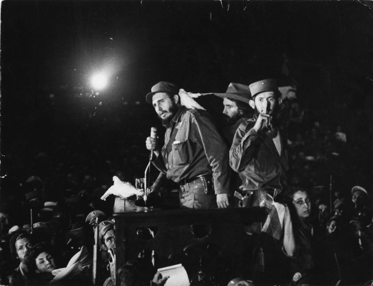 Yahoo Noticias on Yahoo — FOTOS: Fidel Castro, el eterno ...