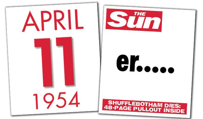 El 11 de abril de 1954 es considerado el día más aburrido de la historia. En este día no ocurrió…