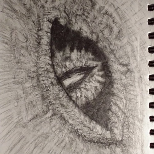 I may list this one on my Etsy shop once I get it completed. What do you think?  #missbellslucky13 #etsystore #artist #pencilsketch #eye #abstract #dimensional #pencil #eraser #shading #instagramart #artforsale  https://www.instagram.com/p/B2M7aHhACoU/?igshid=12q60718kqy54 #missbellslucky13#etsystore#artist#pencilsketch#eye#abstract#dimensional#pencil#eraser#shading#instagramart#artforsale