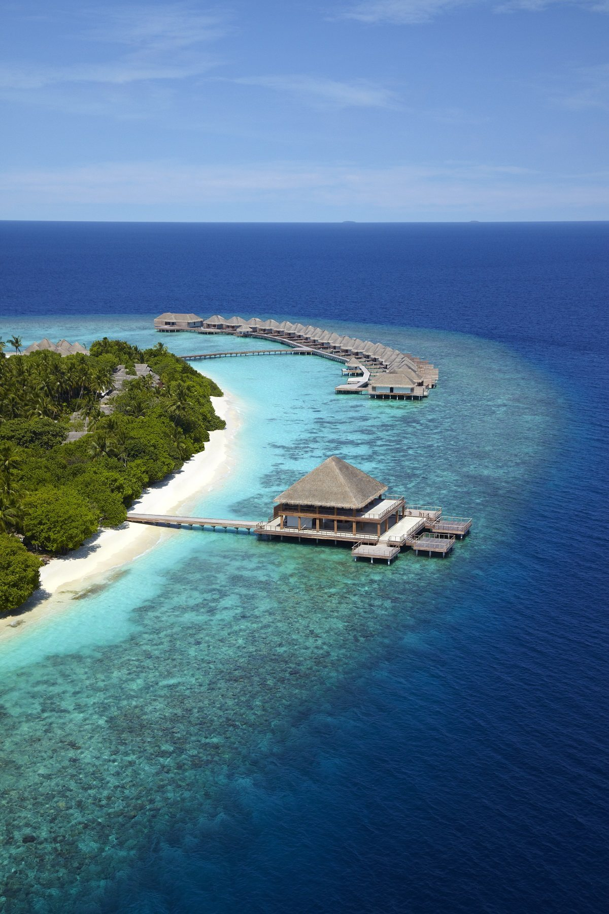Dusit Thani Maldives Breathtakingly located on...