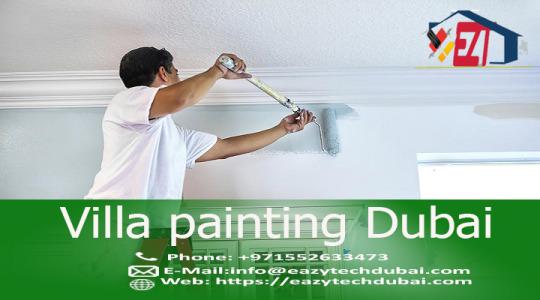 Villa Painting Services Dubai