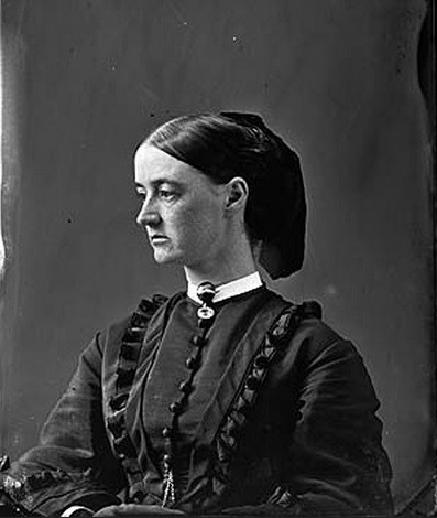 Photographer Augusta Caroline Dillon of Clonbrock House, 1873, Ahascragh, Co. Galway, Ireland. #1870s#antique#victorian#dress#fashion