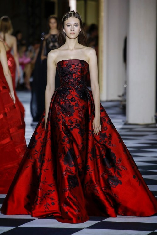 Zuhair Murad fall 2018 couture