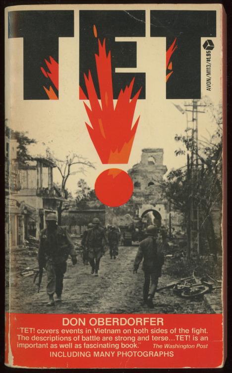 vietnam war tet offensive 1968 don oberdorfer paperback 1970s