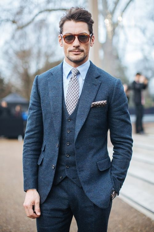 MenInSuit MenInSuits fashion Dapper gentlemen style fall fallfashion Suits threepiecesuit