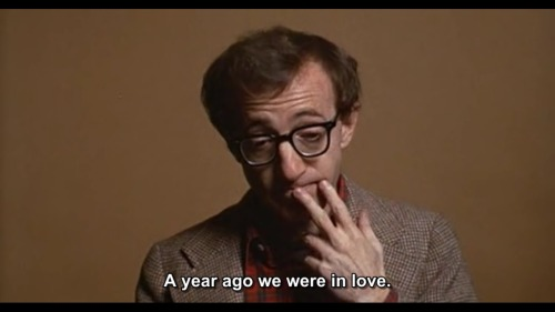 「annie hall love fades」的圖片搜尋結果
