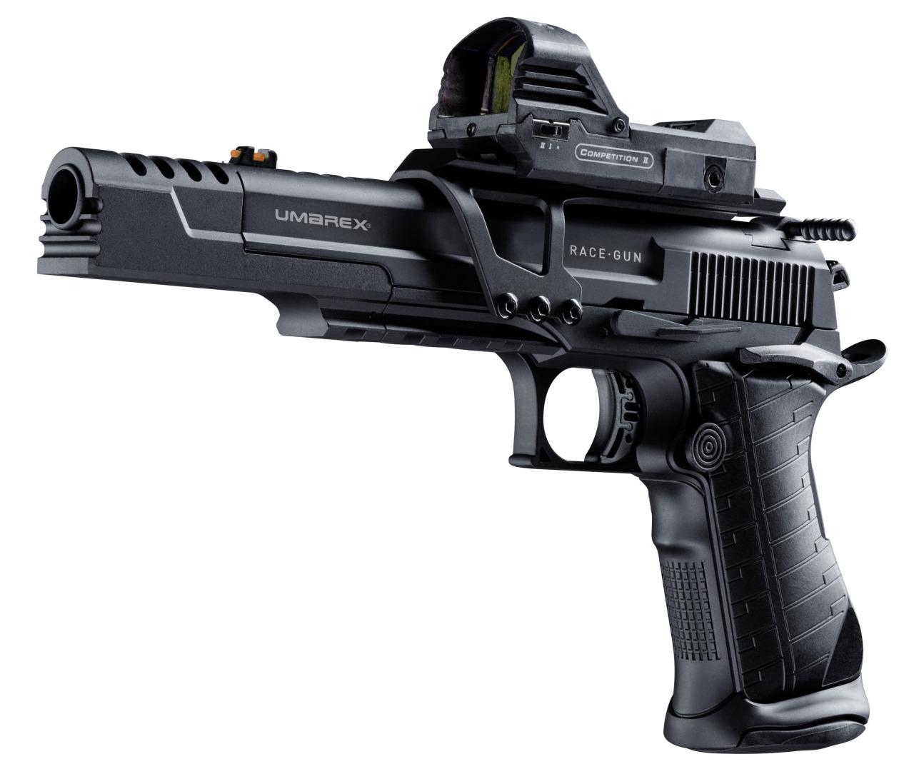 Airgun Explorer — Umarex Race Gun Set blowback CO2 airgun