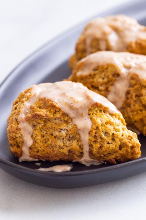 recipes breakfast brunch scones pumpkin yummy baking recipe