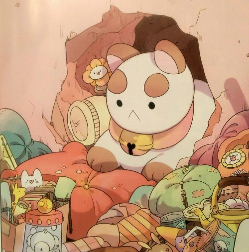 Puppycat Bee and Puppycat Comics Comic books Cartoon Hangover