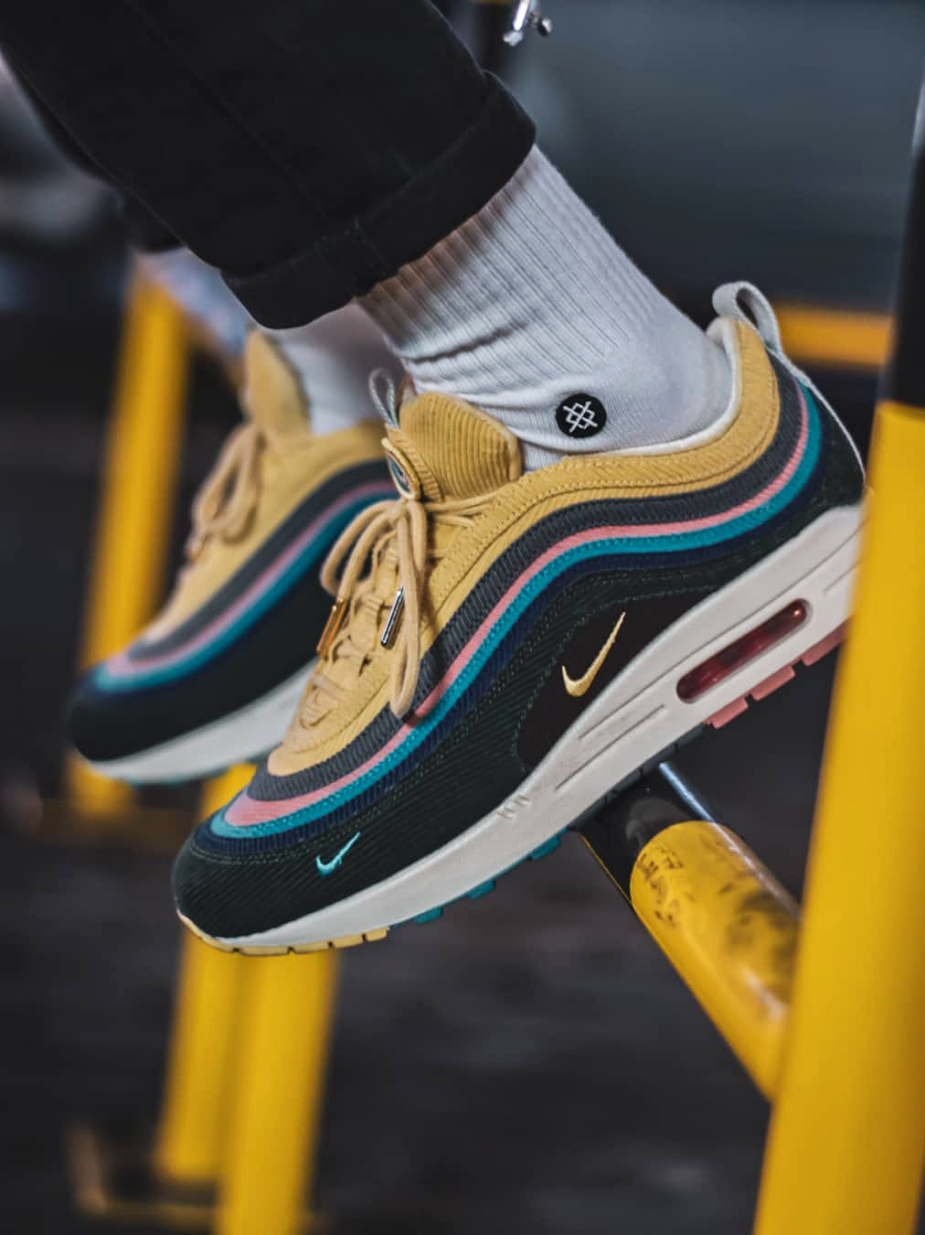 half off 3a79e cd872 Sean Wotherspoon x Nike Air Max 1/97 - 2018 (by ...