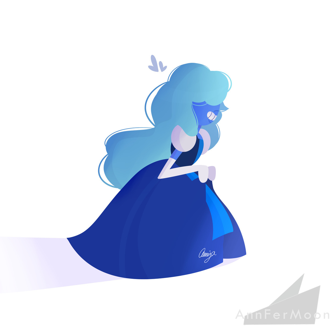 Just Sapphire