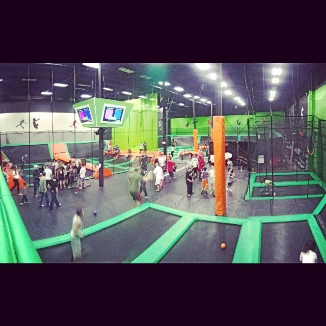 launch trampoline park  u2014 looking for great launch