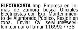 Ofertas laborales del 21 de Junio de 2016