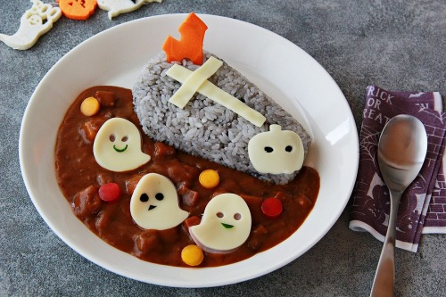 halloween ideas halloween recepies japanese curry CURRY food food photography food porn japan