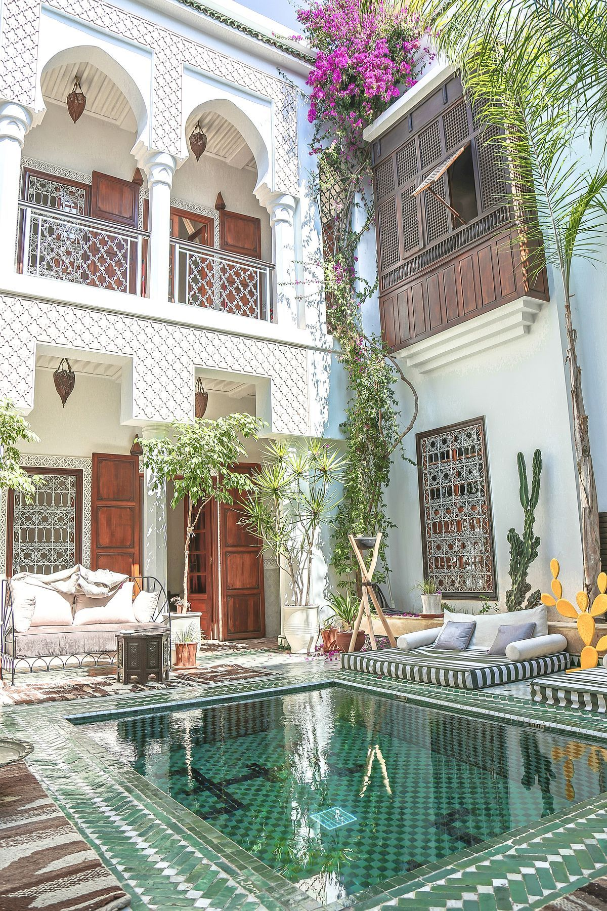 Marrakech's Riad Yasmine Is an Insta-Worthy Escape from Everyday Life