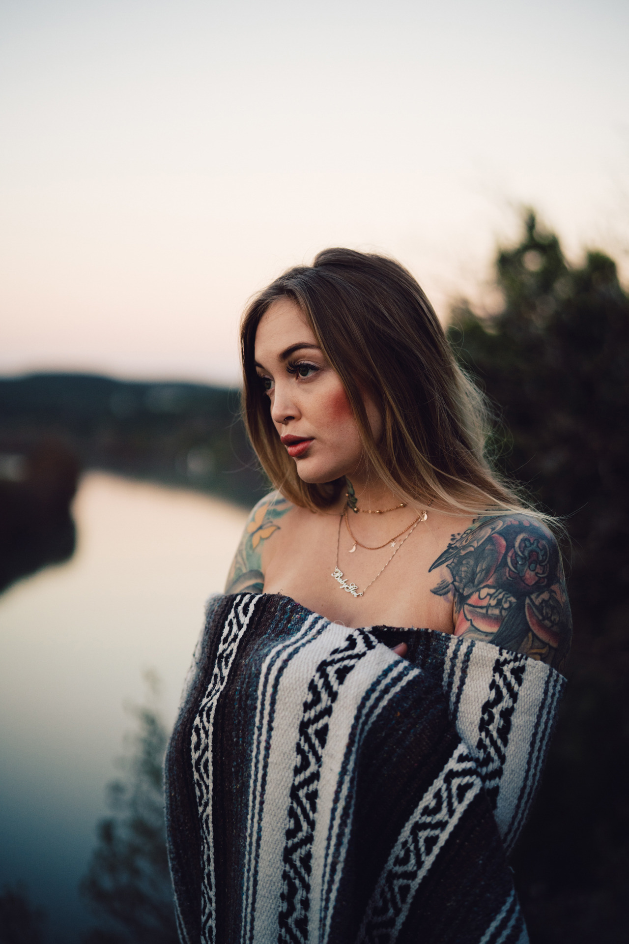 Torrie by Dalton Campbell[[MORE]]Another fantastic outdoors series captured by the great photographer Dalton Campbell and starred by gorgeous model Torrie Blake (instagram.com/torrieblake),...