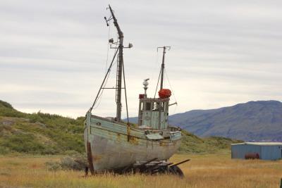 Narsarsuaq, The Old Boat, Kistara Narssak, Greenland