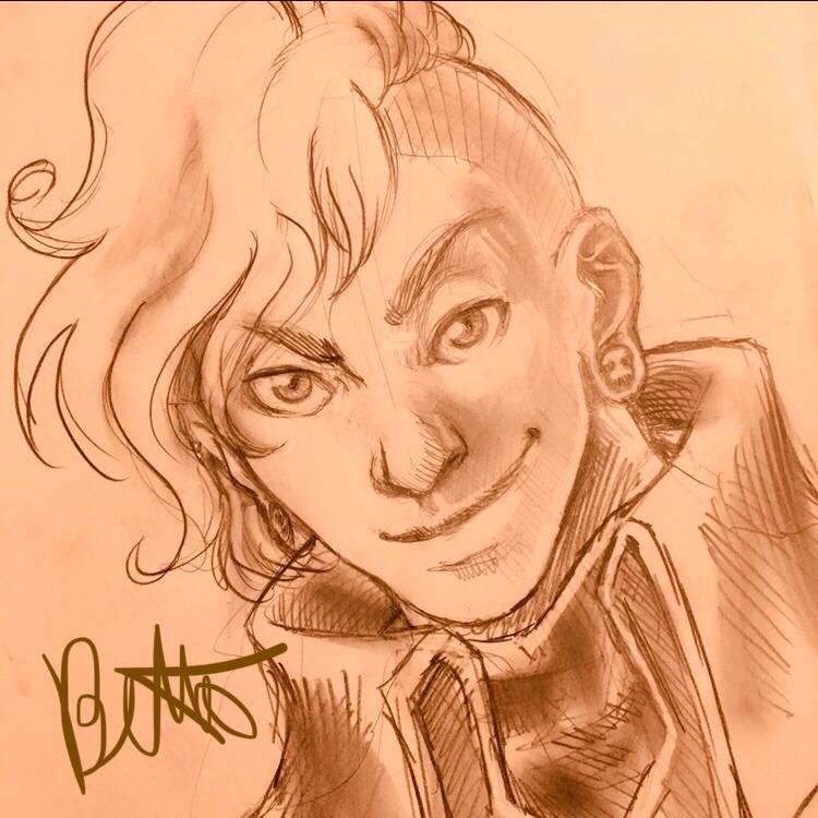 Fast Sketch... ~Lars~