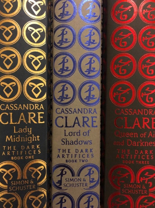 Image result for Waterstones Exclusive Editions of the Dark Artifices