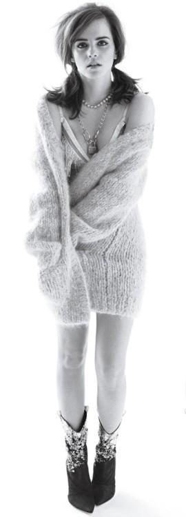 Seductive Emma Watson movie star beautiful babe inspirational photo