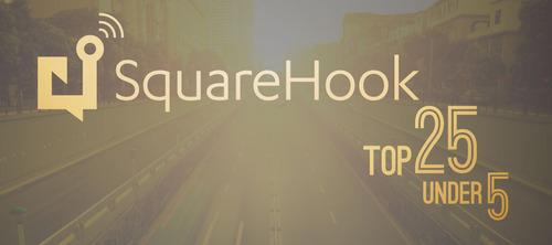 SquareHook Is a Winner!  No Really-We Won an Award!