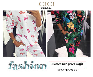 cicilookshop Fashion women two-piece outfit