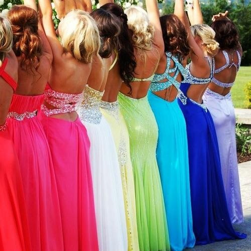 prom pictures on Tumblr