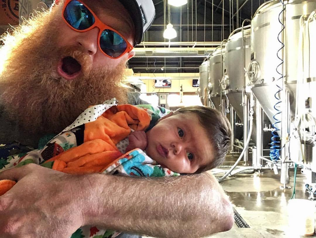 Make Babies … Make Beer (at BarrelHouse Brewing Company)