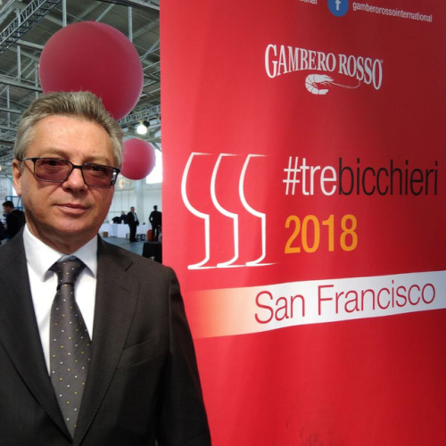 Tre bicchieri tour - Gambero Rosso 2018 - San Francisco