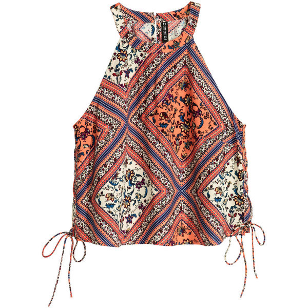 1285d748f5215 Topp med snörning 79 ❤ liked on Polyvore (see more sleeveless tank tops)